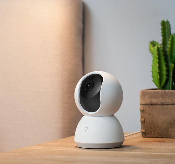Bezpečnostní kamera Xiaomi Mi Home Security Camera 360 ° 1080P