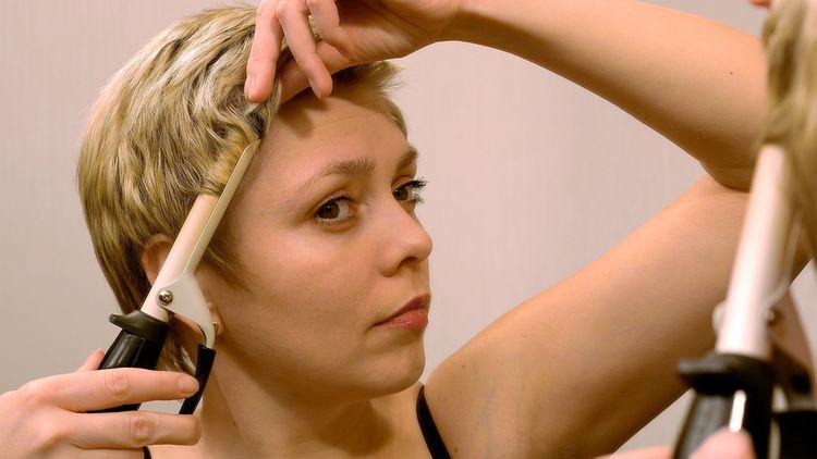 Jak vybrat kulmu na krátké vlasy