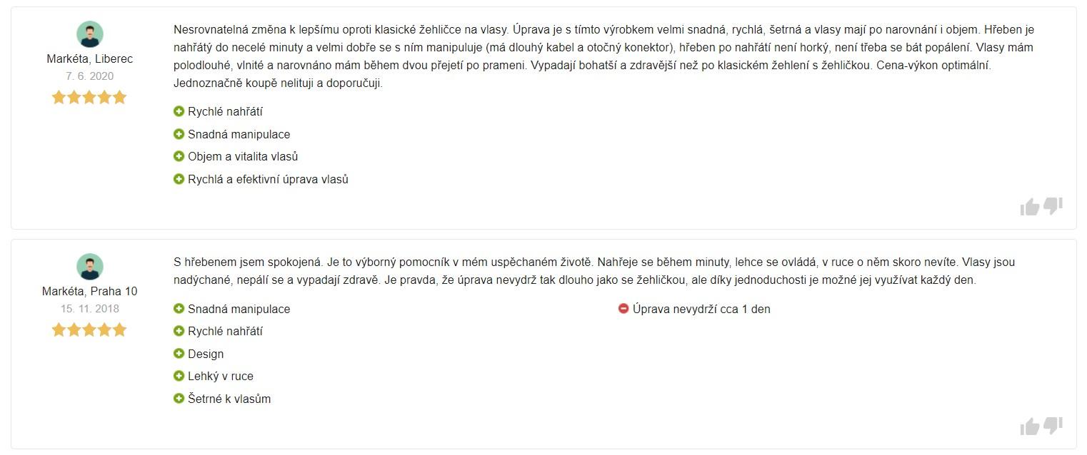 Recenze a zkušenosti se žehlícím kartáčem Philips StyleCare Essential BHH880/00