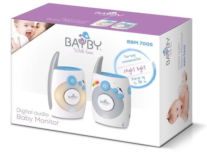 Dětská elektronická chůvička Bayby BBM 7005 Digital