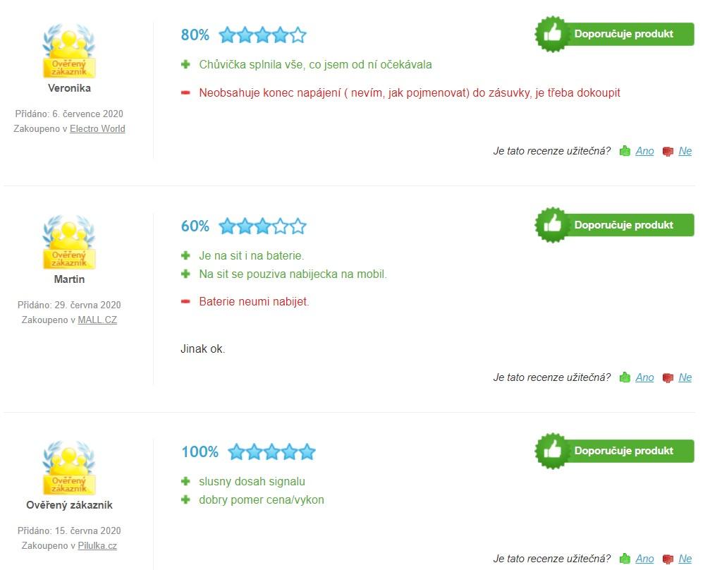 Recenze a zkušenosti s dětskou chůvičkou Bayby BBM 7005 Digital