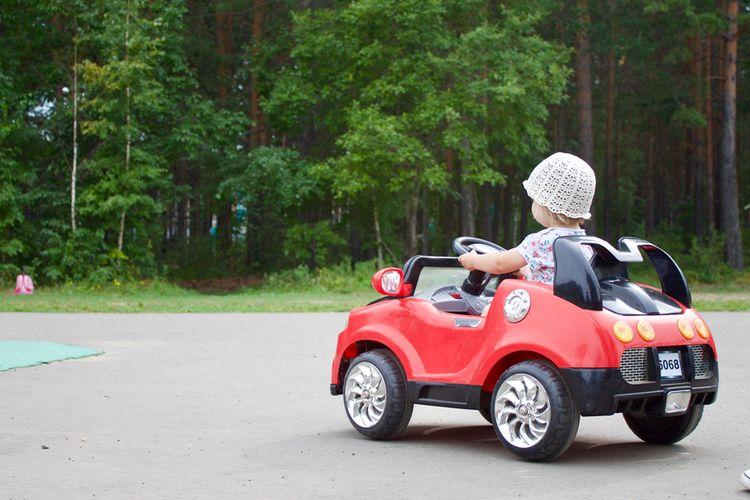 Elektrické osobní autíčko 2 x 2