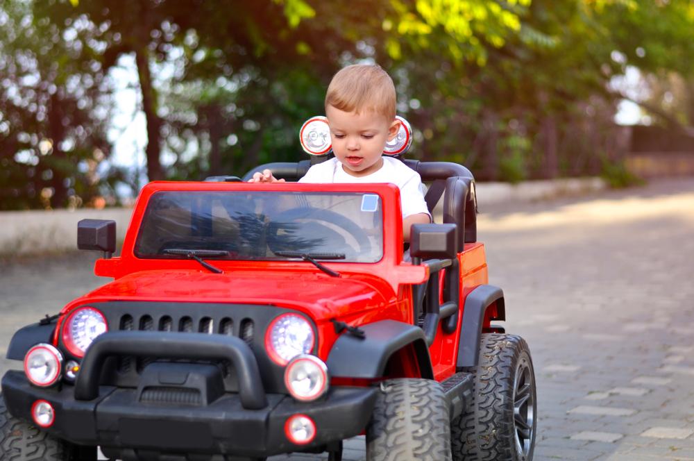 Jak vybrat elektrické autíčko?