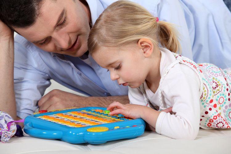 Interaktivní hračka pro nejmenší děti