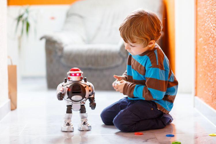 Jak vybrat interaktivní/robotickou hračku?