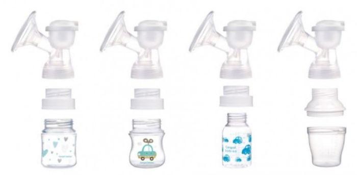 Elektrická odsávačka mléka Canpol Babies EasyStart