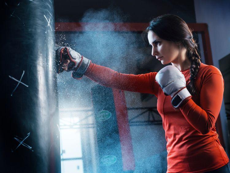 Boxerské rukavice na pytel– pytlovky