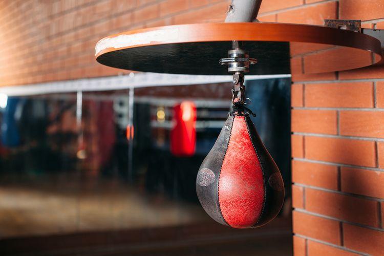 Boxovací hruška