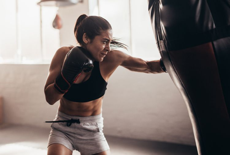 Boxování do pytle