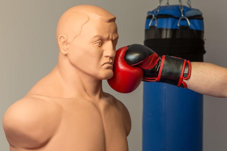 Boxovací trenažér