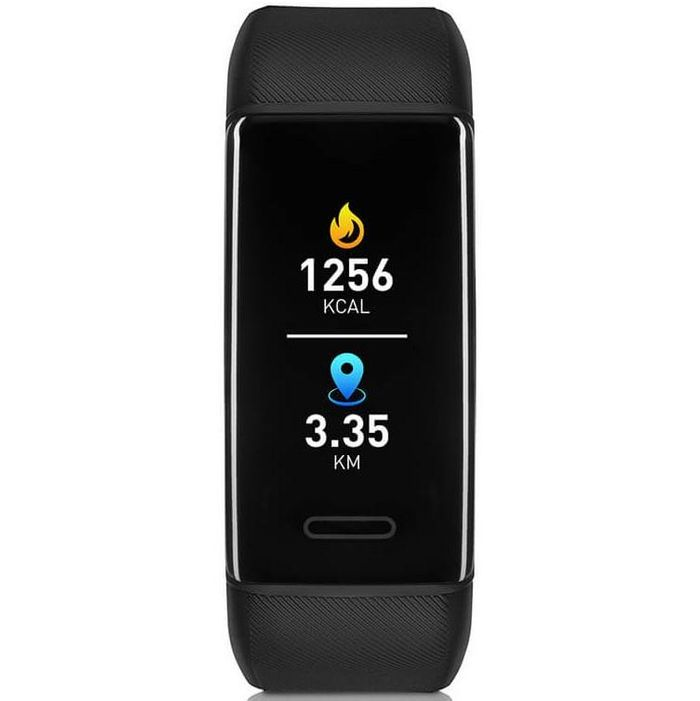 Krokoměr fitness náramku Niceboy X-Fit GPS
