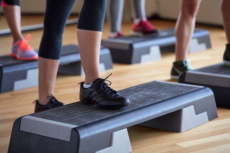 Fitness bedna