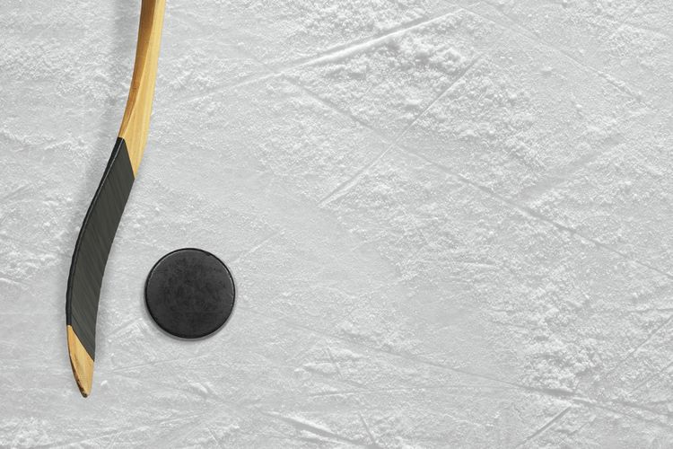 Zahnutí čepele hokejky