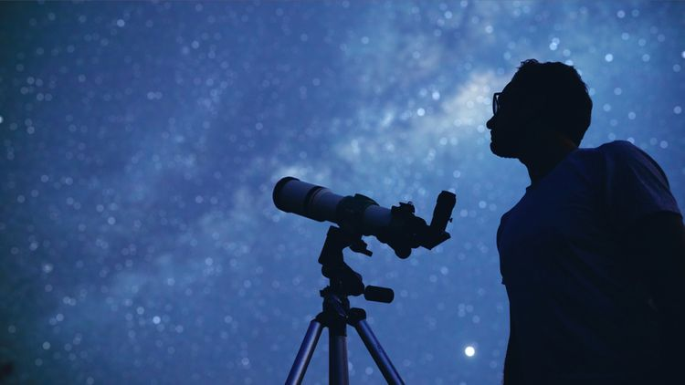 Jak vybrat hvězdářský dalekohled?