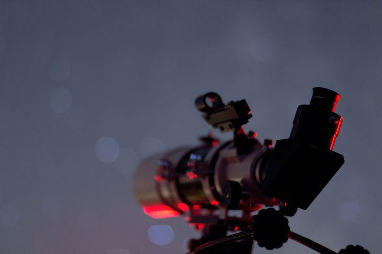 Čočkový dalekohled– refraktor