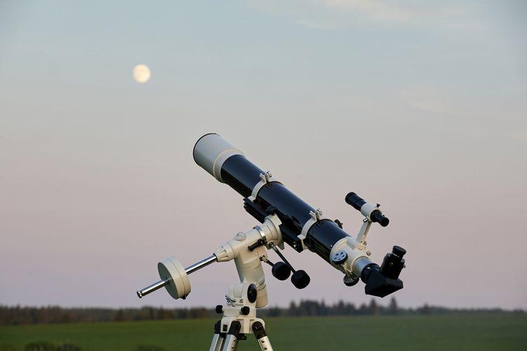 Teleskop refraktor