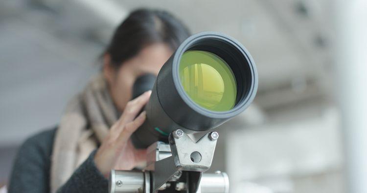 Teleskop na pozorování oblohy