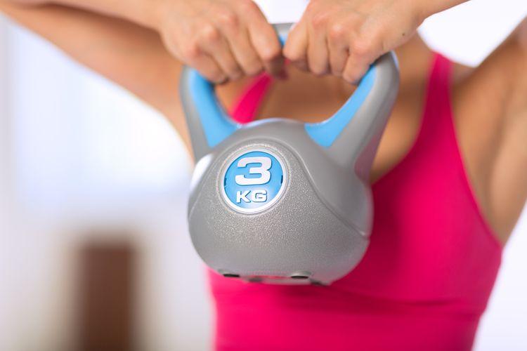 Výhody cvičení s kettlebellem