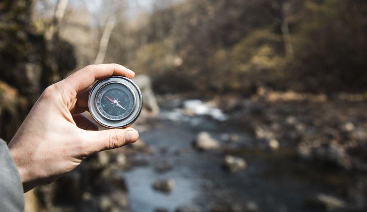 Jak vybrat kompas?