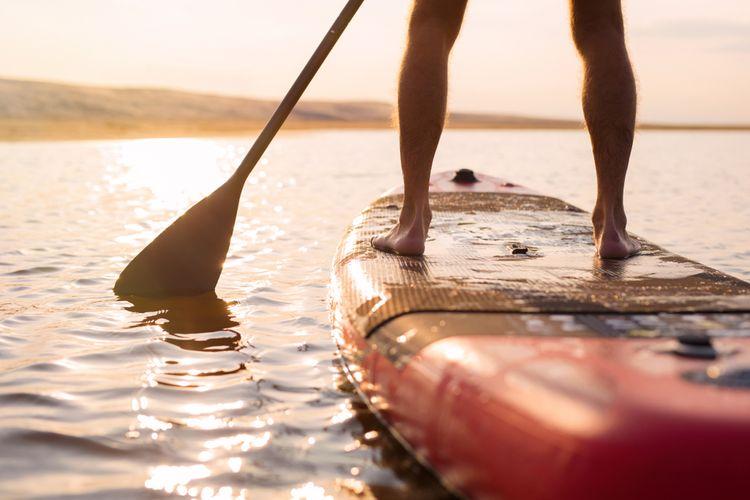 Jak vybrat paddleboard?
