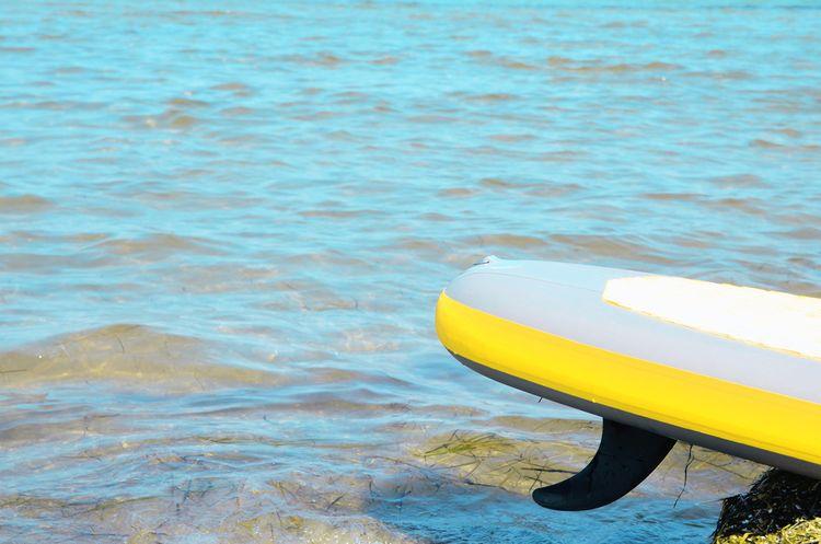 Ploutev na paddleboardu