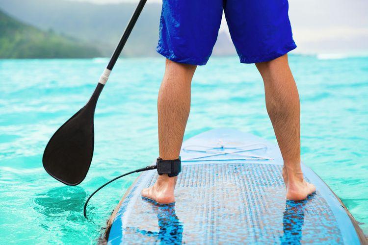 Jak vybrat paddleboard podle šířky