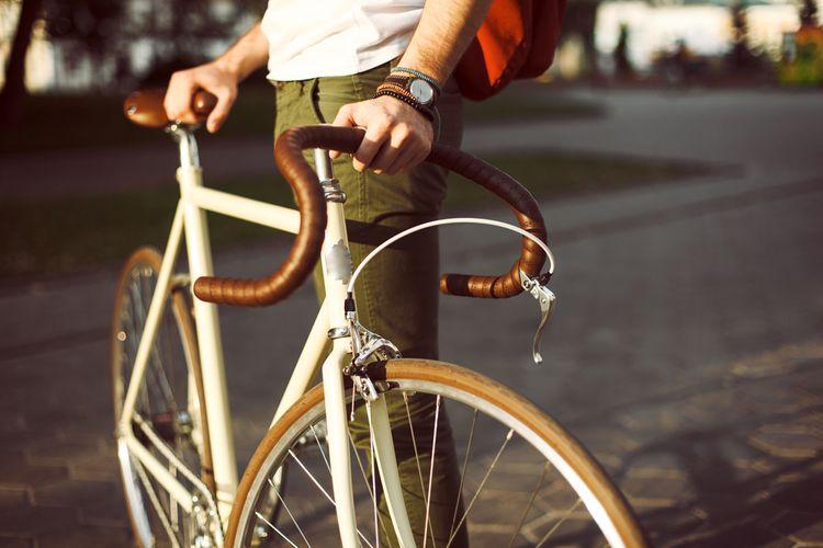 Jak vybrat silniční kolo