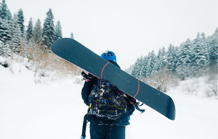 Profil snowboardové desky