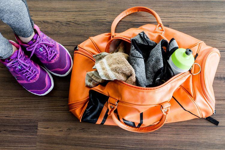 Jak si vybrat sportovní tašku?