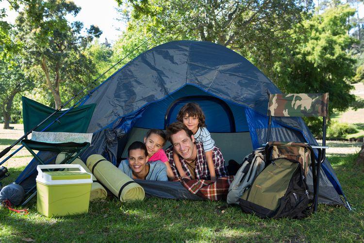 Rodinný stan pro 4-člennou rodinu