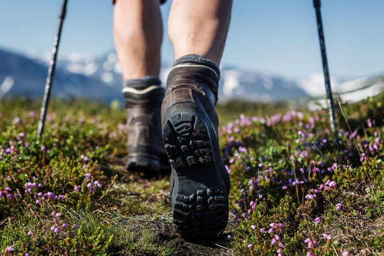 Jak vybrat turistickou obuv?