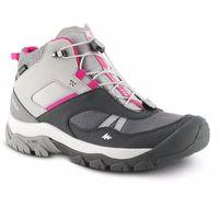 Quechua Crossrock turistické kotníkové boty