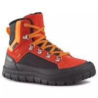 Quechua SH500 Warm dětské kotníkové boty