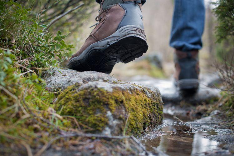 Turistická obuv do náročného terénu