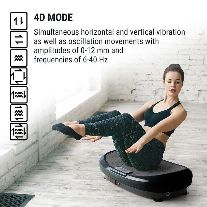 Klarfit Vibe 4DX 4D vibrace