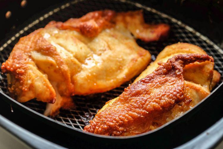 Horkovzdušná fritéza recepty