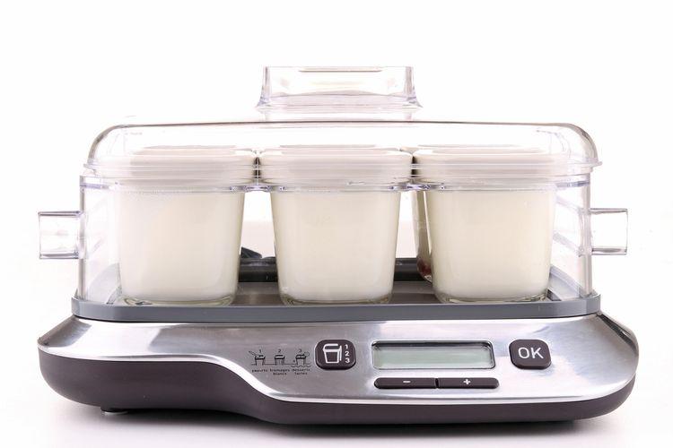Jak vybrat jogurtovač