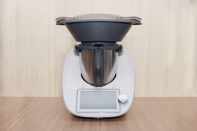 Parní mixér 2v1