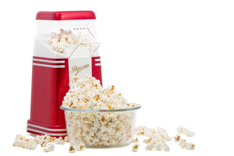 Jak vybrat popcornovač