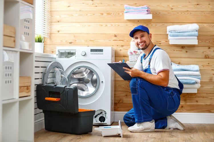 Problémy s pračkou– řešení