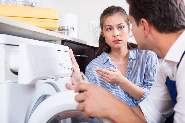 Problémy s pračkou Philco