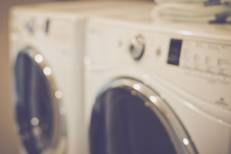Pračka a sušička