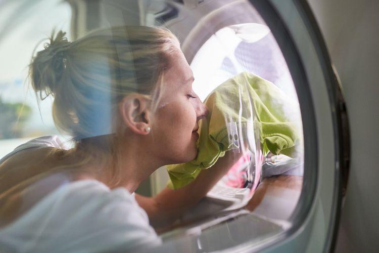Vůně prádla ze sušičky