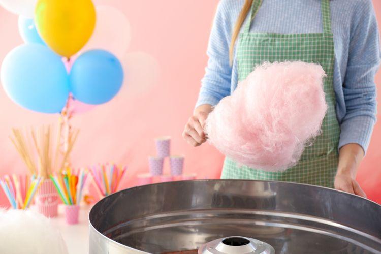 Jak vybrat výrobník cukrové vaty?