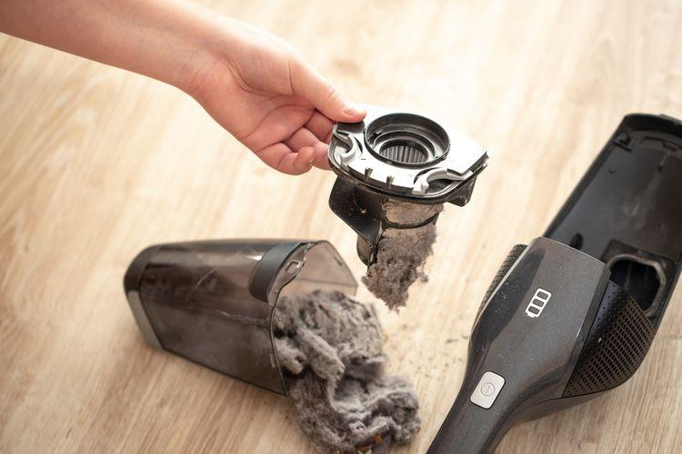 Jak vyčistit filtr a hadici od vysavače? Údržba vysavače ovlivňuje jeho životnost