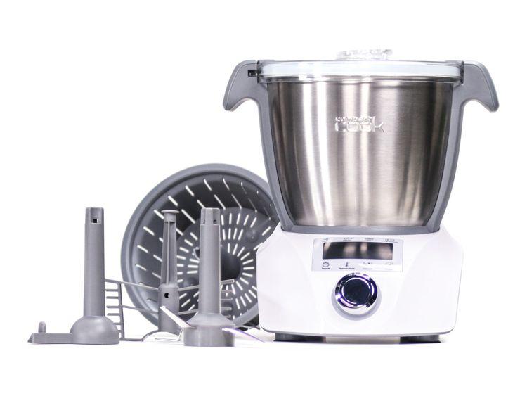 DelimanoElektrický hrnec Compact Cook příslušenství