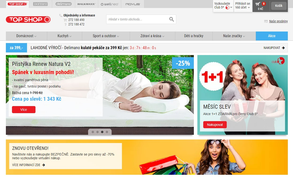Top Shopdesign webu
