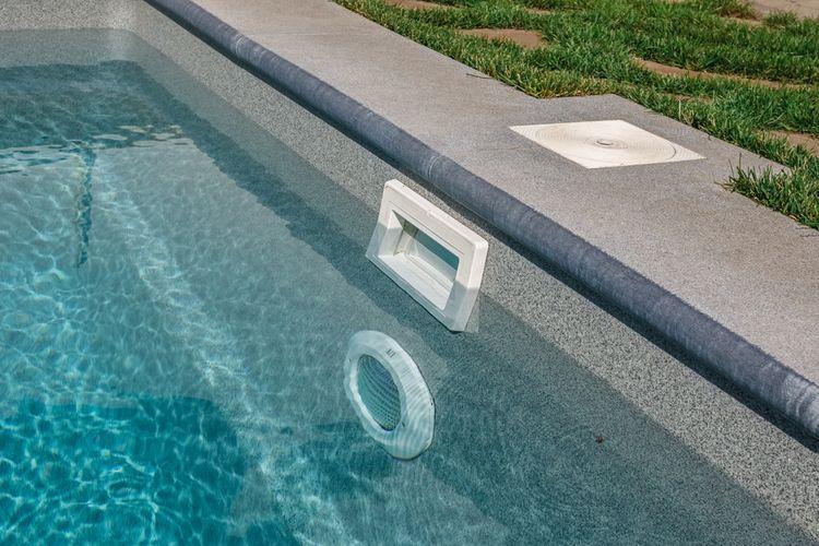Filtrační systém bazénu