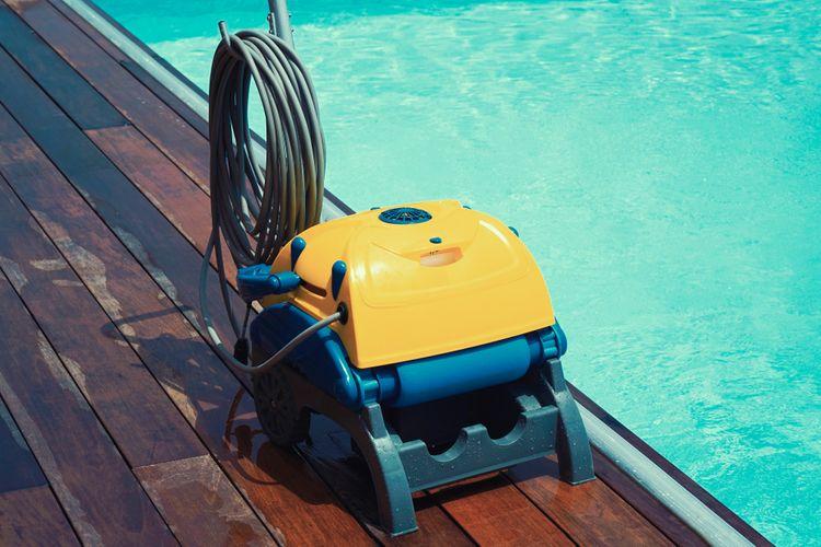 Jak vybrat bazénový vysavač?