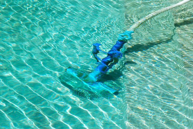 Tlakový vysavač do bazénu